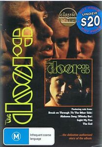THE DOORS Classic Albums DVD Jim Morrison - Story Of Album NEW/SEALED Free Post