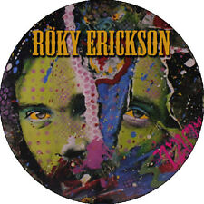 CHAPA/BADGE ROKY ERICKSON & THE ALIENS . pin button 13th floor elevators seeds