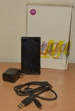 Motorola A855 Android Black Cell Phone - Verizon