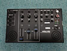 Korg Volca Mix 4-Ch Bass Keys Beats FM Kick Sample Analog Performance Mixer