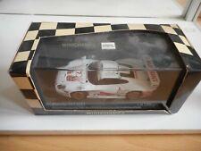 Minichamps Porsche 911 GT1 British GTC '99 in WHite on 1:43 in Box