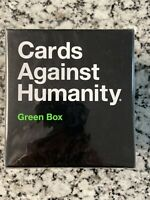 Cards Against Humanity - Green Box - Expansion Pack - New & Sealed