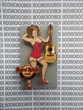 Hard Rock Cafe Paris 2009 - Rock all Night - Sexy Girl / Lingerie / Stocking Pin