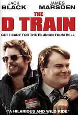 The D Train (DVD, 2015) JACK BLACK