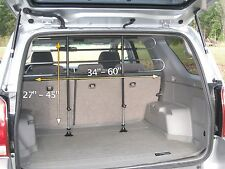 Pet Partition Barrier SUV Wagon Fully Adjustable Large Animal Dog Free Shipping