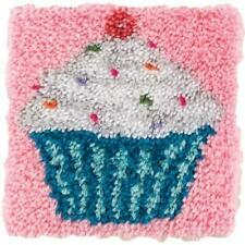 Cupcake Latch Hook Rug By Canon