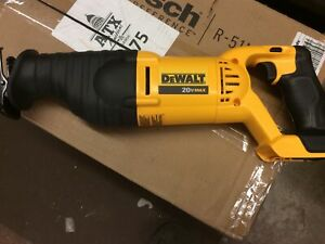 DEWALT DCS381 20V Variable Speed Reciprocating Saw (tool Only No Box)