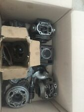 blocco ricambi pit bike testata valvole cilidro pistone frizione pezzi vari!!!