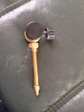 GAZ petite flamme adaptateur neuf sans boîte bouteille gaz