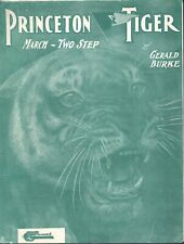 Princeton Tiger - Football Sheet Music