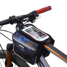 Bolsa bicicleta frontal Bolsa Bicicleta Manillar Montaña Ciclismo bolsa móvil
