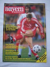 Orig.PRG   1.Bundesliga  1988/89   FC BAYERN MÜNCHEN - FC St.PAULI  !!  SELTEN