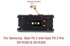 Charging connector for Samsung Gear Fit 2(SM-R360) and Gear Fit2 Pro (SM-R365)