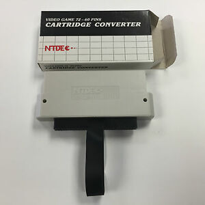 New Adaptor Converter Famicom 60 Pin to 72 Pin Compatible With NES