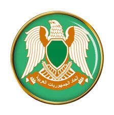 Libya 1977-2011 Pin Badge
