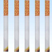 2x Zigarren Knalleinlagen Attrappe Zigarre Party Streich Scherzartikel Partygag