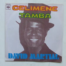 DAVID MARTIAL Celimene CBS 4094 Tamba