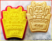 French Bulldog Cookie Cutter Frenchie Fries Biscuit Baking Supplies Fondant Tool
