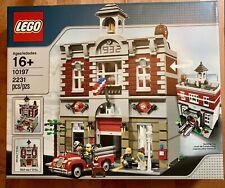 NEW Lego 10197 Fire Brigade 🚒 Modular Building+ Vintage Firetruck Discontinued