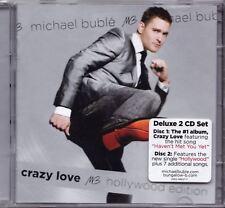 MICHAEL BUBLE crazy love (hollywood edition) (2X CD album) EX/EX 9362-49627-7