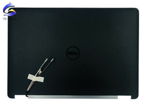 New For Dell Latitude 14 7000 E7470 Top LCD Back Cover  Rear Lid Black 0919HM