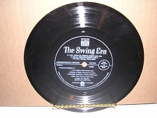 Time Life The Swing Era Demonstration Record 33 RPM NM