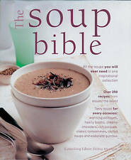 The Soup Bible, Good Condition Book, Debra Mayhew, ISBN 9781844768967