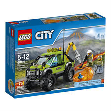 LEGO City (60121) In/Out- Volcano Exploration Truck (Brand New & Factory Sealed)