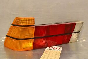 1987-1988 Alfa Romeo Milano Left Driver OEM tail light 17 4C4