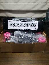 Epic Skates Classic Men's Us 8 Black / Pink