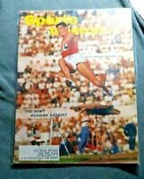 Sports Illustrated July 16 1962 Ter Ovanesyan Russian Record Breaker