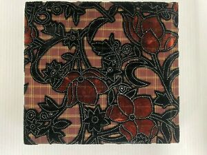 "VINTAGE RED/BLACK VICTORIA'S SECRET GIFT BOX Medium ""FREE SHIPPING"""