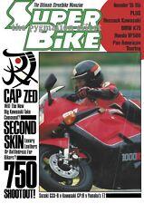 FZ750 GSX-R750 GPz750R BMW K75C GPZ1000RX Hossack Kawasaki GPz1100B1 VF500F2 GPZ