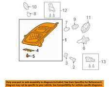 TOYOTA OEM 06-09 Prius-Headlight Head Light Headlamp 8113047160