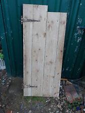 RECLAIMED  PINE CUPBOARD DOOR