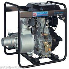 MOTOPOMPA AUTOADESCANTI DIESEL HL 100 CLE AIRMEC SPERONI 9,6HP 1600L/MINUTO