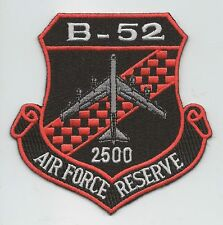 343rd BOMB SQUADRON B-52 2500 HOURS !!THEIR LATEST!!  patch