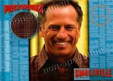 Smallville Season 5 Pieceworks Pw10 Tom Wopat
