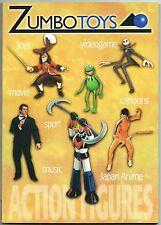 CATALOGO ZUMBOTOYS 2003-2004_ACTION FIGURES, TOYS, MOVIE, CARTOON, SPORT ecc.*