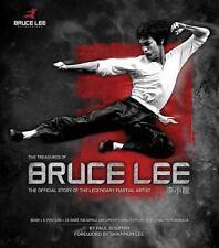 The Treasures of Bruce Lee, Bowman, Paul, Good Book