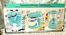 Gourmet Kitchen Appliances Set of 3 by Play Go Toys - NEW