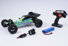 Radio Remote Control Car RC 1/10 Electric Buggy RTR Baja Prime V3 2.4GHz Green