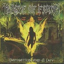Cradle of Filth : Damnation and a Day CD (2003)