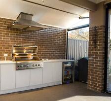 OUTDOOR KITCHEN Alfresco PRESTIGE Engineered Stone + Marine Plywood  $5995 value
