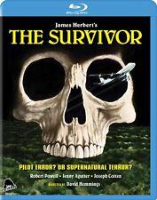 Survivor Blu Ray Severin David Hemmings 1981 Robert Powell Jenny Agutter