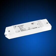 LED Connex dimmer 0/1-10v en 4 PWM canal hasta 20a 12-36v DC