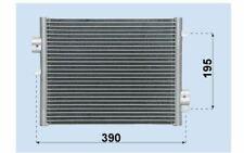 BOLK Condenseur de climatisation pour PORSCHE 911 BOL-C0217027 - Mister Auto