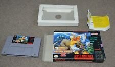 King of the Monsters 2 SNES Super Nintendo w/ Box