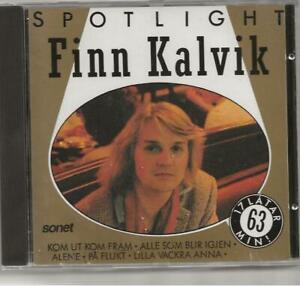 Finn Kalvik –Spotlight -  Compilation CD - Benny Andersson - Abba - Eurovision