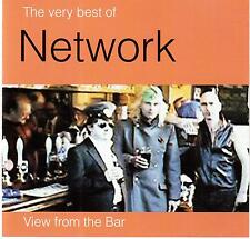 NETWORk / The best of ..View From The Bar /  Brit. Jazzrock